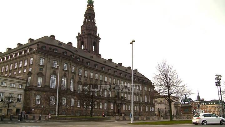 بیست و شهشههمین ساڵرۆژی كارهساتی ههڵهبجه، له پهرلهمانی دانمارك.