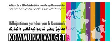 Kurdiske kandidater til kommunalvalget 2013
